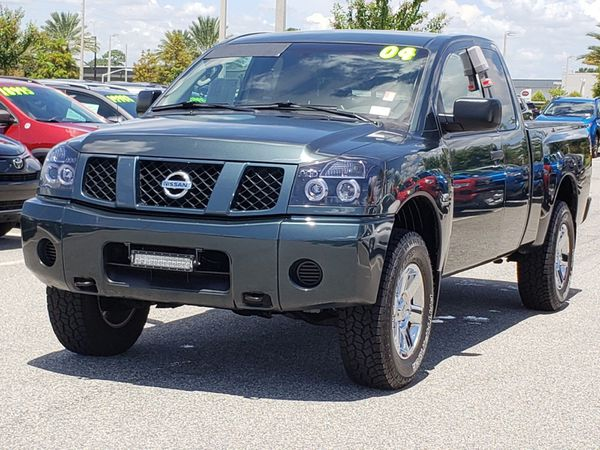 2004 Nissan Titan Xe For Sale In Orlando Fl Offerup