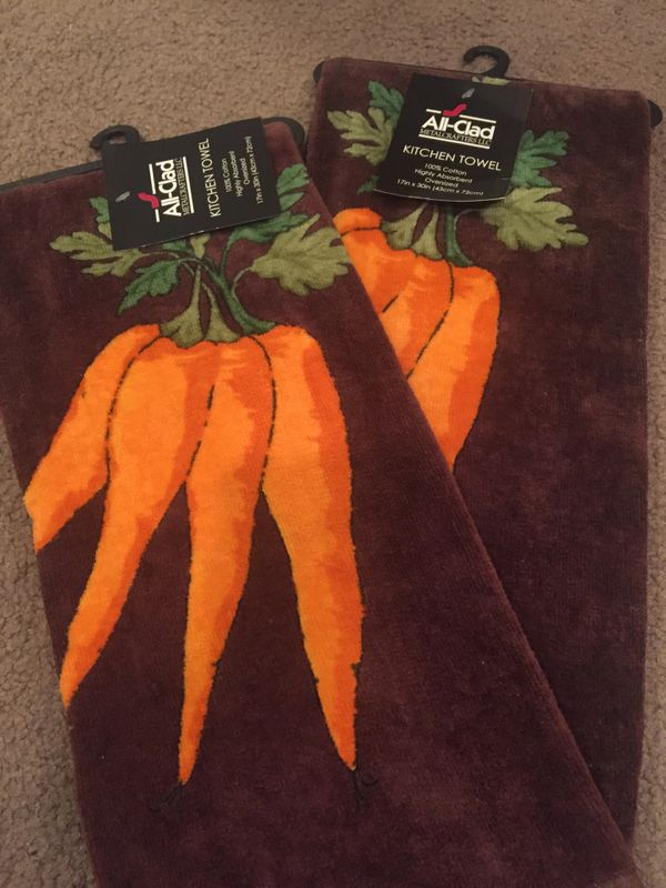 All Clad Oversized Kitchen Towel New
