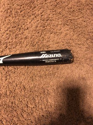 Mizuno wood composit mzc271 32in baseball bat for Sale in Killeen, TX