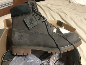 Timberland boots size11 still in a box and bag from Macy's for Sale in Smyrna, GA