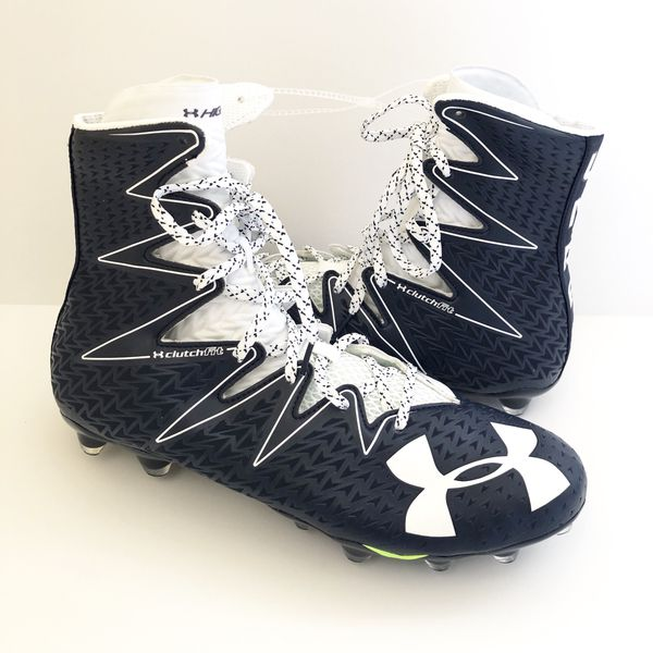 5d2b48375 Brand new Under Armour UA Highlight Navy Football Cleats for Sale in ...