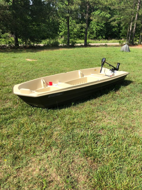 Field And Stream  Sportsman 12 U2019 Jon Boat For Sale In Wendell  Nc