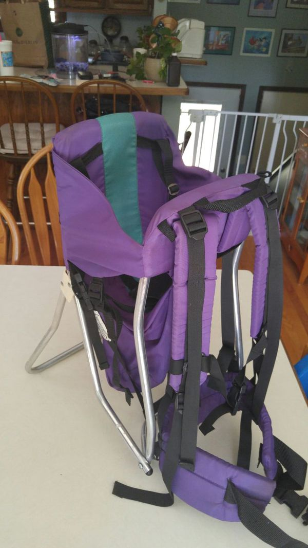 2255ab1a372 Tough Traveler Kid Carrier Hiking Backpack for Sale in Mound