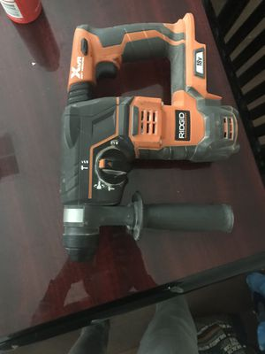 Rigid hammer drill for Sale in Germantown, MD
