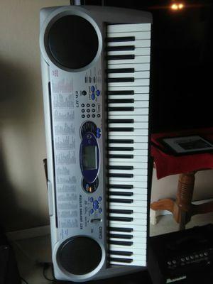 Photo Casio Keyboard Model LK-43