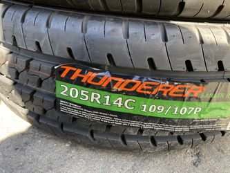 27x8.5R14 8 Ply 4 New Tires Thumbnail