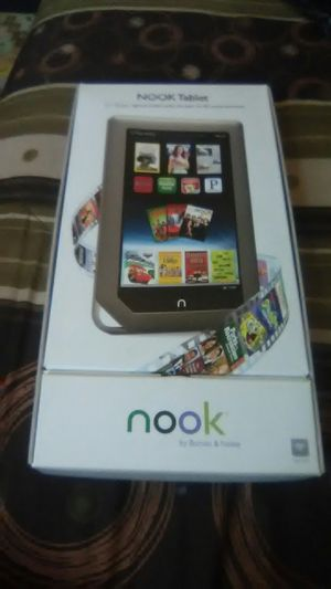 nook by Barnes & Noble for Sale in Columbus, OH