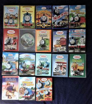 Thomas and Friends DVDs for Sale in Germantown, MD