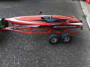 Rc Traxxas Spartan for Sale in Federal Way, WA