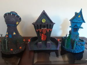 Nightmare Before Christmas Houses.New And Used Nightmare Before Christmas For Sale In St Paul