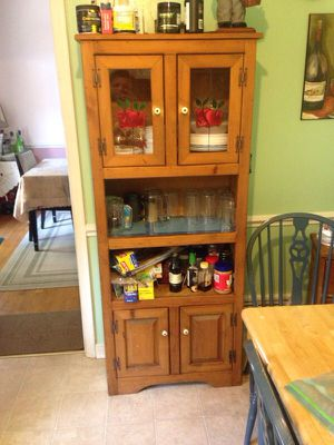 2 matching kitchen cabinets for Sale in Richmond, VA