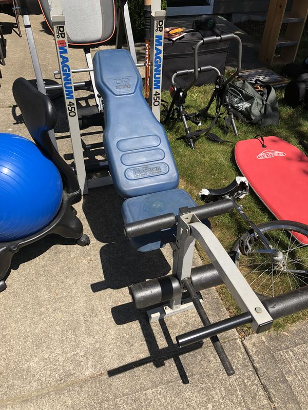 Weight Bench Bench Only For Sale In Hubbard Or Offerup