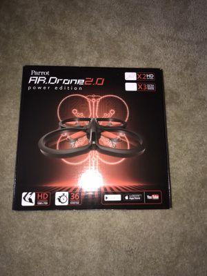 drone orange test