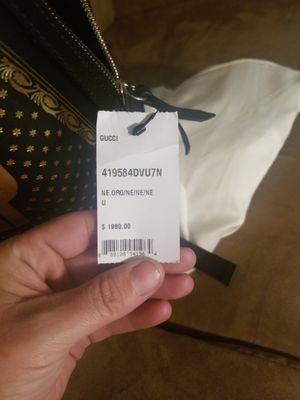 87ae17f3106  REAL  GUCCI BACKPACK FROM NORDSTROM for Sale in undefined