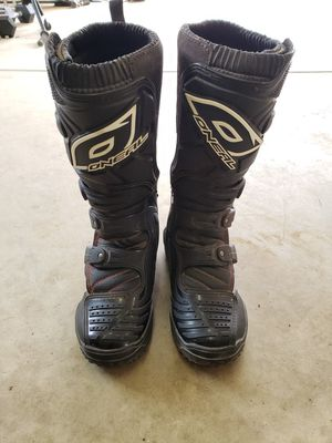 Photo Oneal women's mx boots