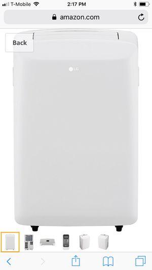 LG Portable Air Conditioner w/ Remote for Sale in Austin, TX