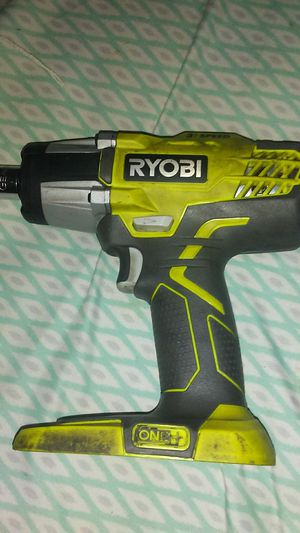 Ryobi 18v lithium1/2 impact wrench for Sale in Orlando, FL