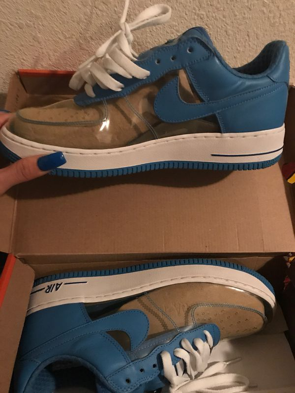 Nike Air Force One Invisible Women for Sale in Perris d10e1aec0