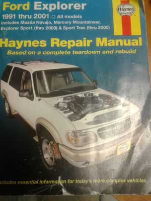 2003 ford explorer sport trac service manual