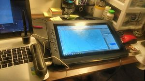 Drawing Display Tablet for Sale in Fairfax, VA