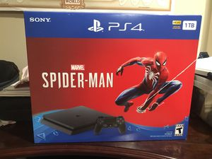 Brand New PS4 Slim 1TB for Sale in Fort Washington, MD