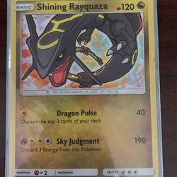 Shining Rayqauza Thumbnail