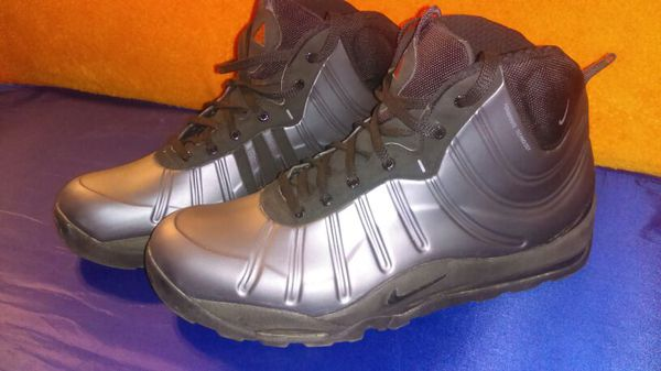 on sale eef0c 07de8 Nike ACG Foamposite boots size 15