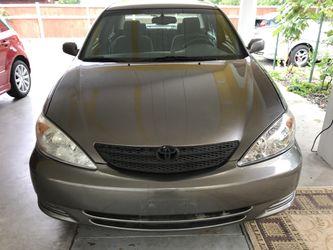 2002 Toyota Camry Thumbnail