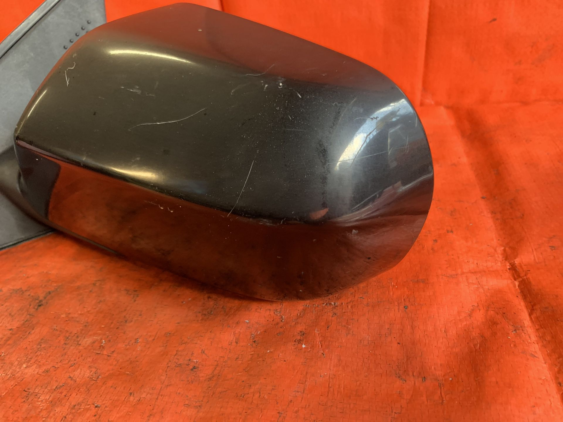 OEM 2005 ACURA RSX TYPE S - DRIVER LEFT SIDE VIEW MIRROR BLACK IN COLOR
