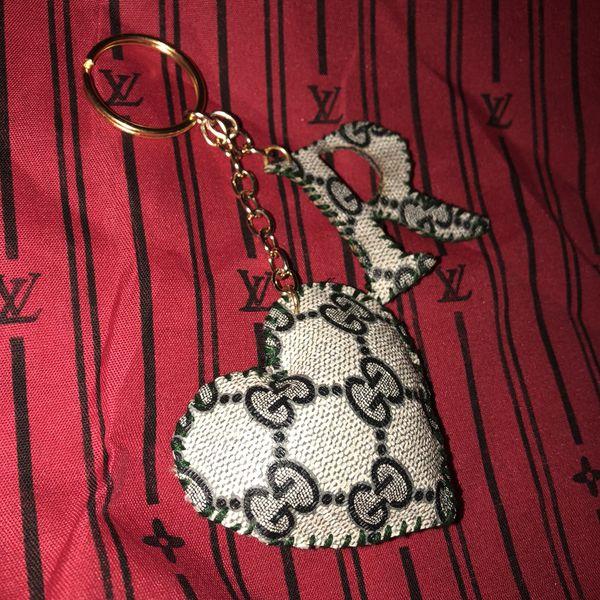 29cccf08eea Custom Gucci or Louis Vuitton Keychain for Sale in McAllen