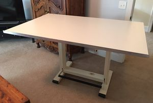 Hydraulic drafting table, art table for Sale in Apex, NC