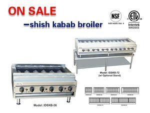 Shish Kebab Burner NSF for Sale in Denver, CO