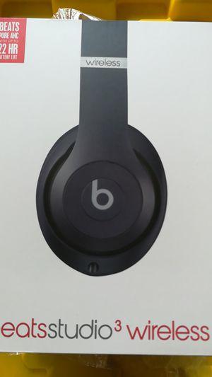 Beats Studio 3 wireless for Sale in Hyattsville, MD