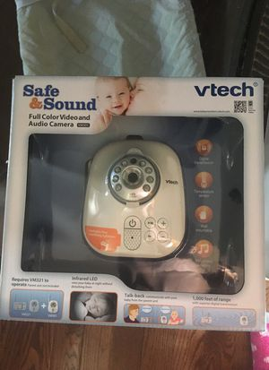 Full color video and audio camera for Sale in Washington, DC