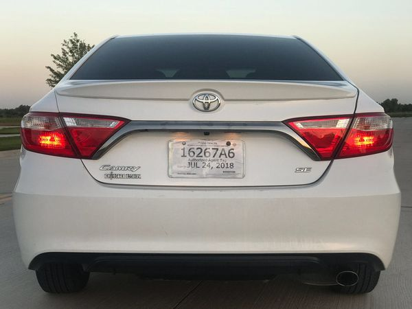 2016 Toyota Camry Se Fully Loaded Clean Le Financing Available 2500 Down Payment Cars Trucks In Houston Tx Offerup