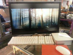 "Apple Mac Mini 1.83gHz Desktop Computer and Dell 24"" Monitor for Sale in Chicago, IL"