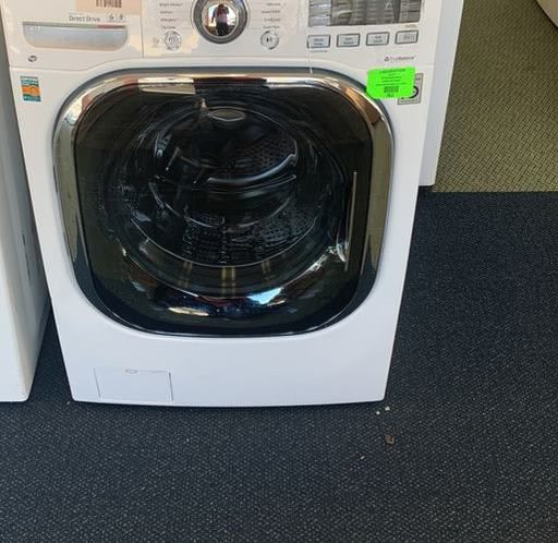LG WASHER AND ELECTRIC DRYER ALL IN ONE F F1C