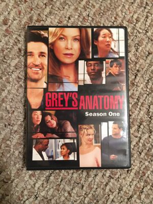 Grey's Anatomy season one for Sale in Columbus, OH