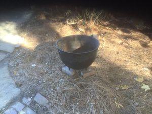 Black wash pot for Sale in Apex, NC