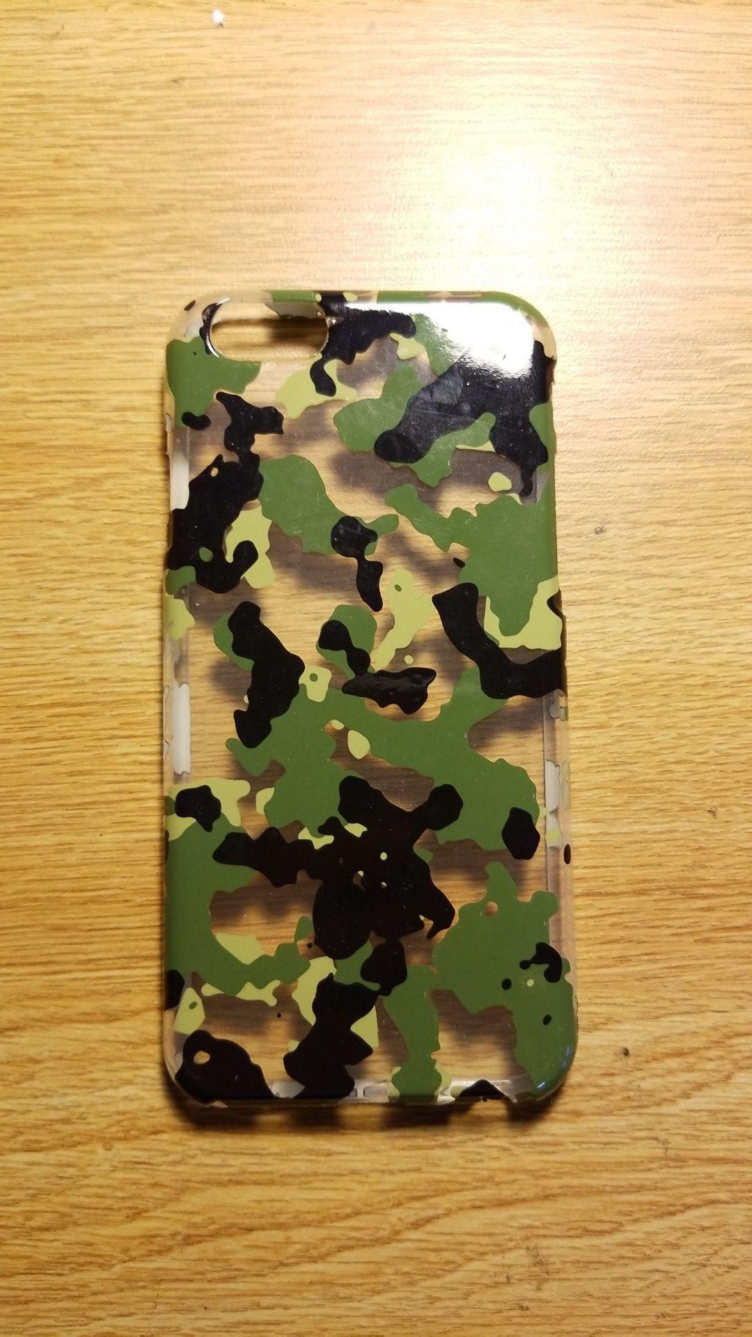 Camo phone case