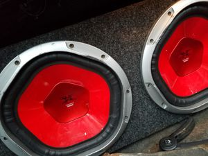 """Dual 12"""" MTX Subs for Sale in San Francisco, CA"""