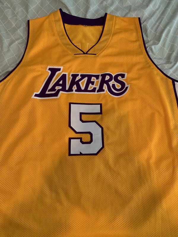 best website 28b43 02f57 Josh Hart Autographed Custom Lakers Jersey With Steiner COA for Sale in PA,  US - OfferUp