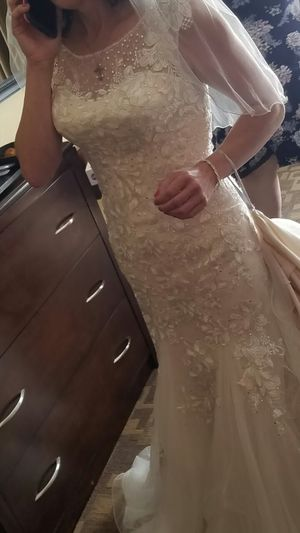 New And Used Wedding Dress For Sale In Lincoln Ne Offerup