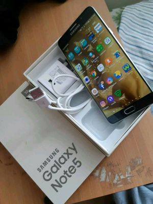 SAMSUNG Galaxy Note 5, Factory UNLOCKED//Excellent Condition// As like New//Price is Negotiable for Sale in Fort Belvoir, VA