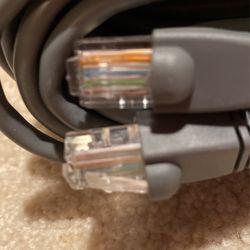Super Long Ethernet Internet Laptop Desktop PC Cord Wire Router Modem Thumbnail