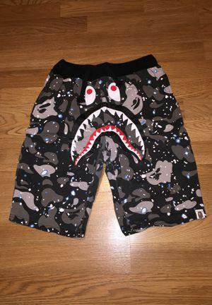 Bathing ape shorts for Sale in Manassas, VA
