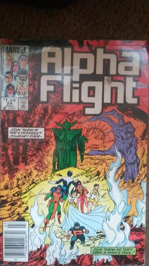 Alpha Flight comic book for Sale in Washington, DC