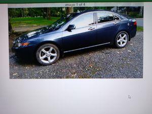 2004 Acura TSX 6 speed manual for Sale in Fairfax, VA
