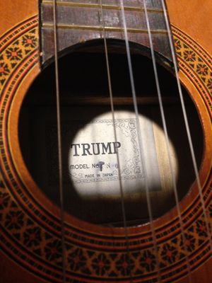 Trump! Guitar made in Japan 1960's for Sale in Gig Harbor, WA