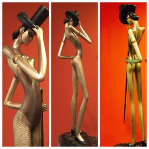 """Fine Art Collectible! """"Puttin' on the Ritz"""" for Sale in Sterling, VA"""